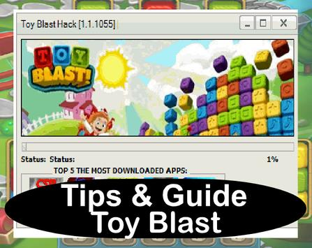 Guide And Toy Blast poster