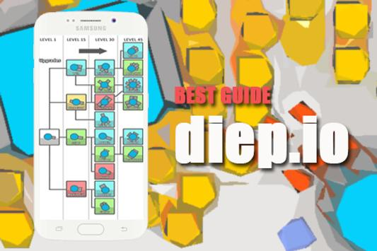 Guide for Diep.io poster