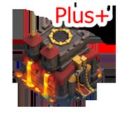Clash Base Layouts Plus+ icon