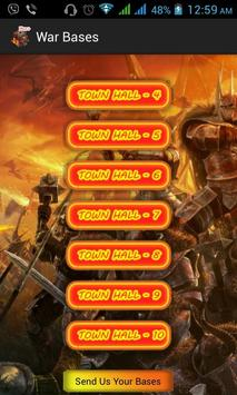 Clash Base Layouts Plus+ apk screenshot