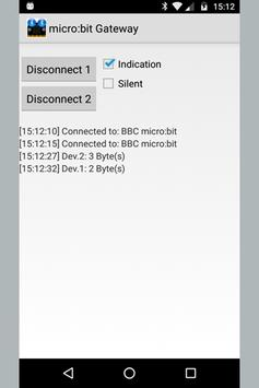 micro:bit Gateway apk screenshot
