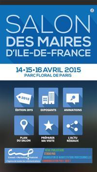 Salon des Maires Île-de-France apk screenshot