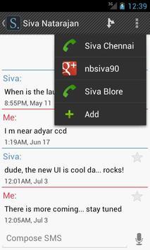 Smart Inbox - Chat & SMS apk screenshot