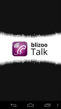 blizooTalk poster