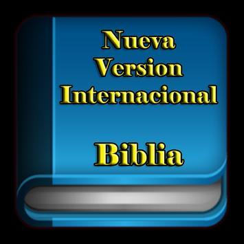NVI Biblia poster