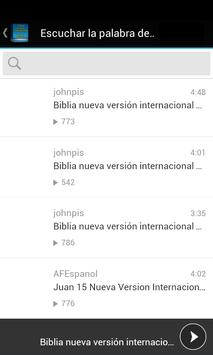 NVI Biblia apk screenshot