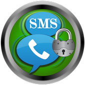 Blocked Call or Blocked SMS icon