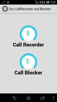 Call   Blocker N Recorder poster