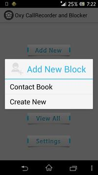 Call   Blocker N Recorder apk screenshot