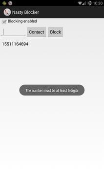 Nasty Blocker apk screenshot