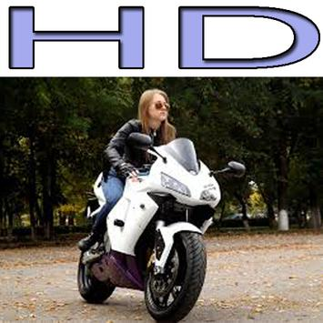 Motorcycle Wallpapers HD apk screenshot