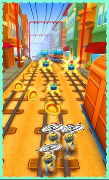 New Subway Surfers Tips poster