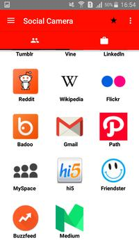 50+ Bookmarked Browser apk screenshot