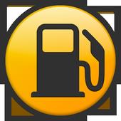 Fuelmeter (Сonsumption) icon