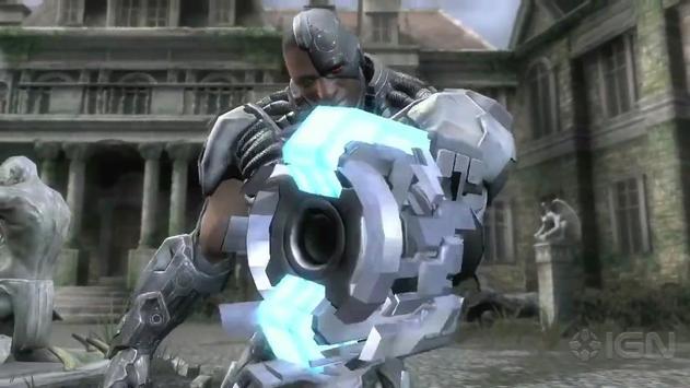 GodsAmongUs Injustice Guide apk screenshot