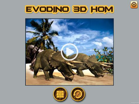 EVODINO 3D HOM - AR Book apk screenshot