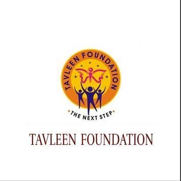 Tavleen Foundation poster