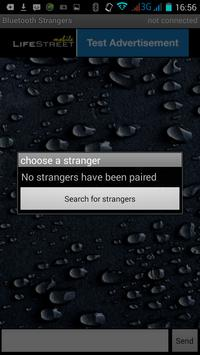 Bluetooth Strangers Chat apk screenshot