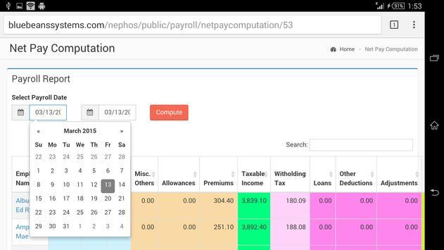 Nephos apk screenshot