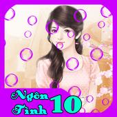 Truyện Ngôn Tình 10 - Offline icon