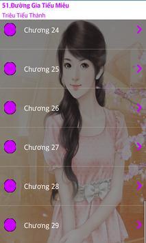 Truyện Ngôn Tình 10 - Offline apk screenshot