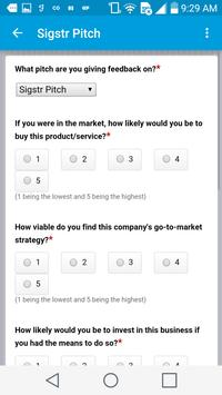 Verge Startup Pitch Tools apk screenshot