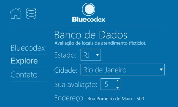 Bluecodex apk screenshot
