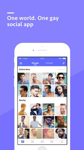 gay video chat app for android
