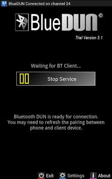 BlueDUN+ Trial apk screenshot