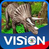 3D AR Dinosaurs icon