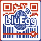 BluEgg QR Scanner icon