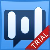 Bluejabb IM XMPP/Jabber Trial icon