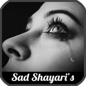 Sad Heartbreak Hindi Shayari icon