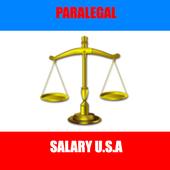 Paralegal Salary icon