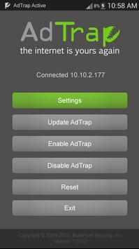 AdTrap Utility apk screenshot