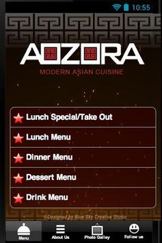 Aozora poster