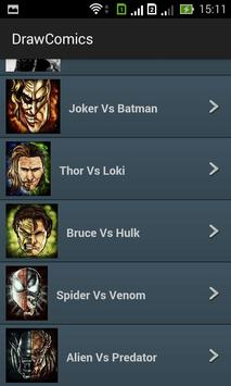 Draw Comics apk screenshot