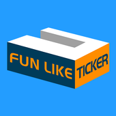 FB fan pages like counter Lite icon