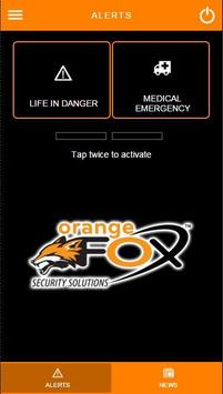 Orange Fox Panic apk screenshot