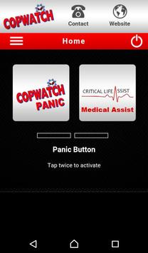 Copwatch Panic poster