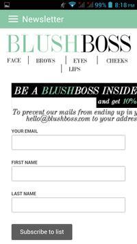 Blush Boss apk screenshot