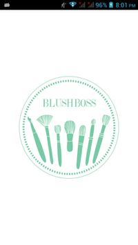 Blush Boss poster