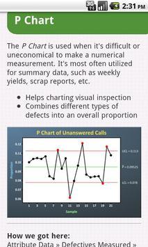 Control Chart Selection apk screenshot