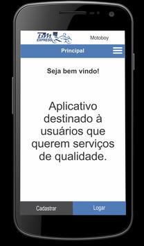 BM Express - Cliente apk screenshot