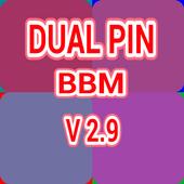 Dual BBM v2.9 icon