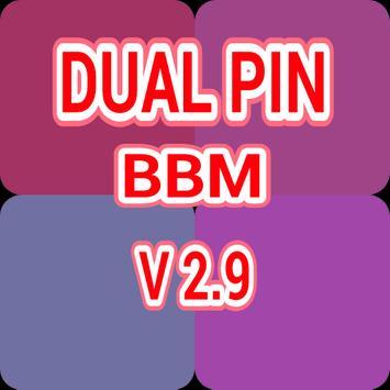 Dual BBM v2.9 poster