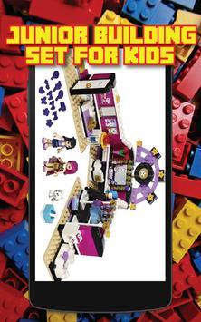 Junior Building Set for Kids apk screenshot