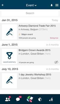 Bridgem Network apk screenshot
