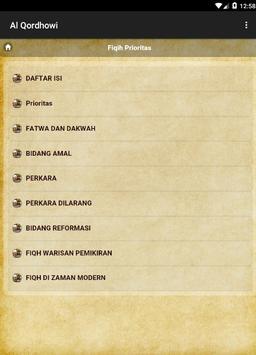 Buku Al Qordhawi apk screenshot