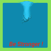Be Stronger - Success Quotes icon